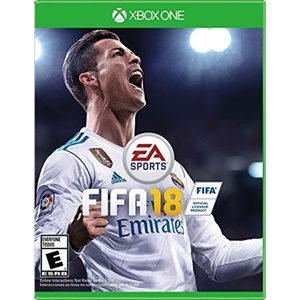 EA FIFA 18 - Sports Game - Xbox One