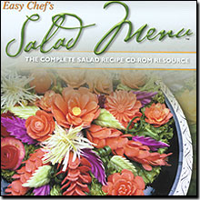 Easy Chef's Salad Menu