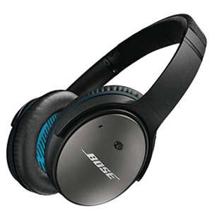 Bose QuietComfort 25 Acoustic Noise Cancelling Headphones for iOS