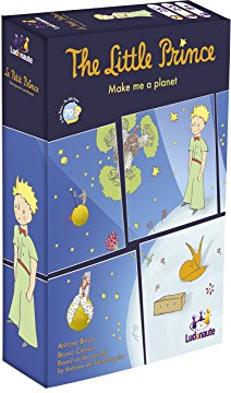 Little Prince: Make Me a Planet Board Game