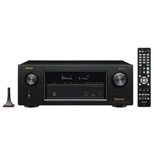 Denon AVR-X3400H 7.2 channel AV Surround Receiver