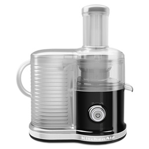 KitchenAid Easy Clean Juicer (fast juicer), Onyx Black KVJ0333OB