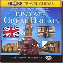 Globe Travel Guides: Discover Great Britain