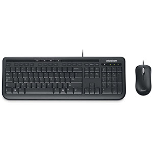 Microsoft Desktop 400 for Business Keyboard & Mouse, French Edition, Refurbished