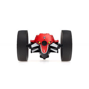 Parrot Jumping Race Max MiniDrone Camera Jumps Spins - Red, Refurbished