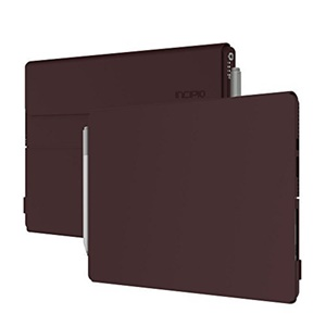 Incipio Faraday Leather Case for Surface Pro - Burgundy