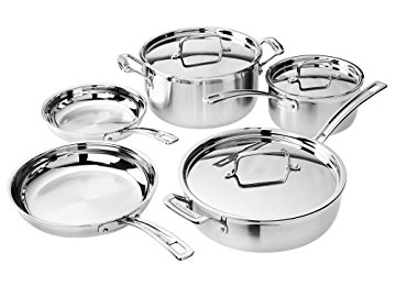 Cuisinart MCP-8NW MultiClad Pro Set (8-Piece)