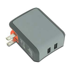 Ventev Wall Port R2240 Wall Charger Dual 2.4A (Refurbished)