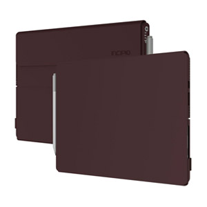 Incipio Faraday Case fits both Microsoft Surface Pro and Surface Pro 4, Burgundy