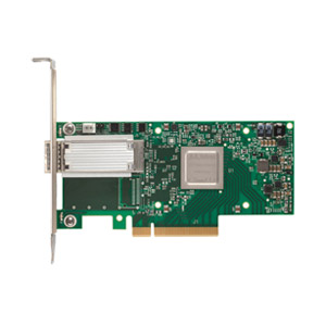 Mellanox ConnectX-4 EN 50GbE Single-Port QSFP28 Network Interface Card