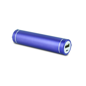 instaCHARGE 3,000mAh Portable Device and Phone Charger Purple