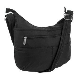 Travelon Anti-Theft Complete Crossbody Bag Black