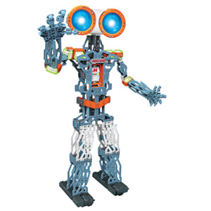 Meccanoid G15 KS STEM Toy Personal Robot Building Set with 10 Servo Motors Total