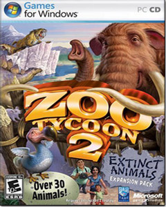 Zoo Tycoon 2: Extinct Animals for Windows PC