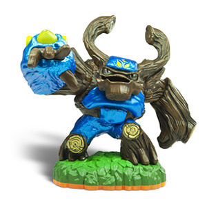 Activision Skylanders Giants Gnarly Tree Rex - Blue (Bulk Packaging)