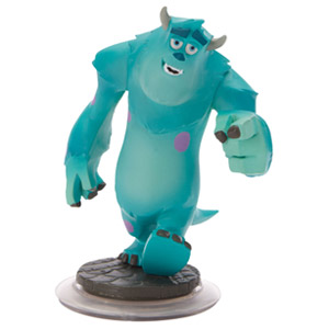 Disney Infinity - Sulley (Loose Figure) No Online Card by Disney