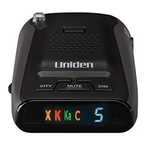 Uniden LRD350 Laser Radar Detector with Icon Display  (Reburbished)
