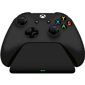 Controller Gear Xbox Pro Charging Stand Abyss Black - Refurbished