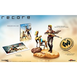 ReCore Collectors Edition - Xbox One (No Game/Steel Case)