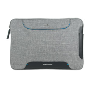 Brenthaven Collins Sleeve Plus Case for Microsoft Surface Pro Laptop  - Cloud