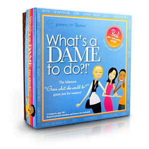What's a Dame To Do?
