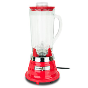 Cuisinart American-Made Classic Commercial Grade Bar Blender, Red