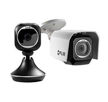 FLIR FX Wireless HD Indoor & Outdoor Camera Kit (Refurbished)