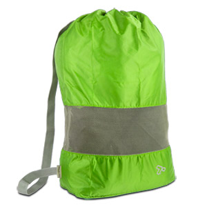 Travelon Lightweight Laundry Bag, Lime