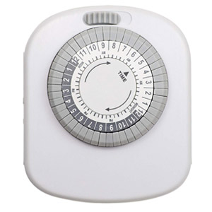 WestekTM20DHB4-Outlet Indoor Mechanical Timer