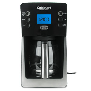Cuisinart DCC-2850 Perfect Brew 12-Cup Coffee Maker Black (Refurbished)