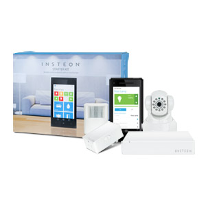 Insteon Smartlabs Smart Home Automation Starter Kit, 2244-244