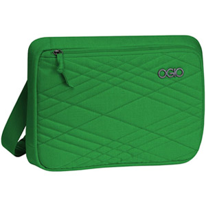 OGIO Tribeca Messenger Bag - Emerald