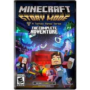 Minecraft: Story Mode - The Complete Adventure - PC