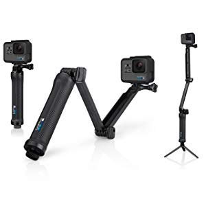 GoPro 3-Way Grip, Arm, Tripod (GoPro Official Mount)