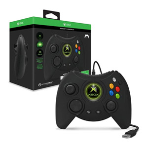 Hyperkin Duke Wired Controller for Xbox One / Windows 10 - Black