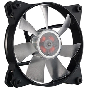 Cooler Master MasterFan Pro 120 120mm RGB Air Flow PWM Case Fan (Refurbished)
