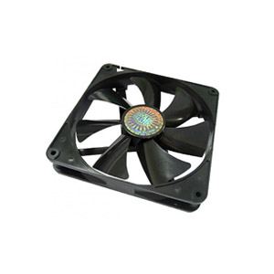 Cooler Master Sleeve Bearing 140mm Silent Fan (Refurbished)