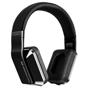 Monster Inspiration Active Noise-Canceling Over-Ear Headphones - Titanium