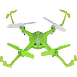 Riviera RC Stunt Quadcopter - Green