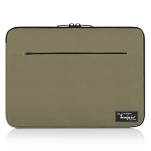 Incipio Ronin 13 Laptop Sleeve (Olive) - Open Box