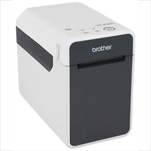 Brother TD-2120NW Direct Thermal Printer Monochrome Desktop Receipt Printer
