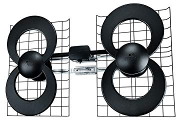 ClearStream 4 Indoor/Outdoor HDTV Antenna - 70 Mile Range--C4 - Refurbished
