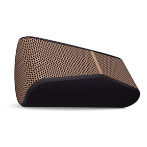 Logitech X300 Mobile Wireless Bluetooth Stereo Portable Speaker - Black Brown