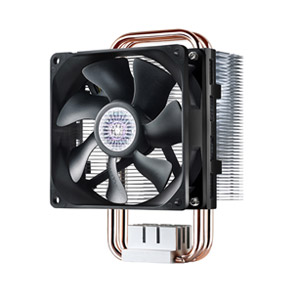 Cooler Master HyperT2 Compact CPU Cooler Direct Contact Heatpipes, Open Box