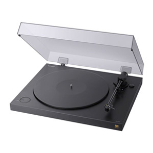 Sony PS-HX500 Record Turntable - Belt Drive - Audio Line Out - USB