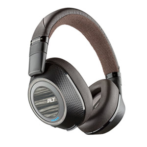 Plantronics Backbeat Pro 2 Wireless Noise Cancelling Headphones - Black/Tan
