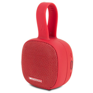 Soundstream h2GO IPX7 Waterproof Portable Bluetooth Speaker, Red  (Open Box)