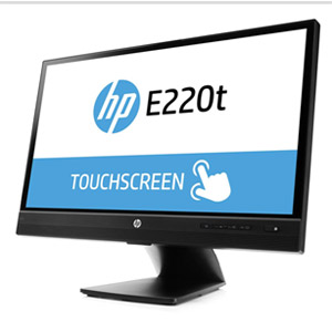 HP Business E220t 21.5 FullHD 1920x1080 LCD Touchscreen VA Monitor