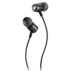 JBL Lifestyle LIVE 100 In-Ear Headphones, Black - Refurbished