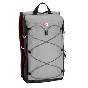NDK Matterhorn Durable Waterproof Outdoors Hiking Daypack Backpack Gray